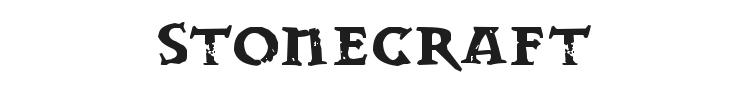 Dwarven Stonecraft Font