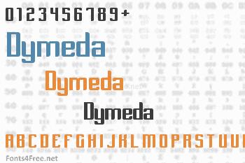 Dymeda Font