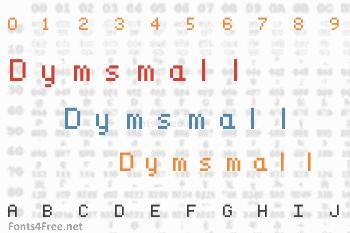 Dymsmall Font
