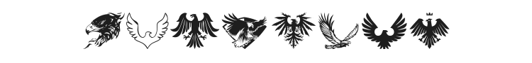 Eagle Font Preview