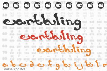 Earthling Font