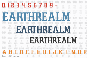 EARTH DOWNLOAD FONTS FREE