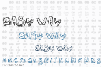 Easy Way Font