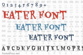 Eater Font