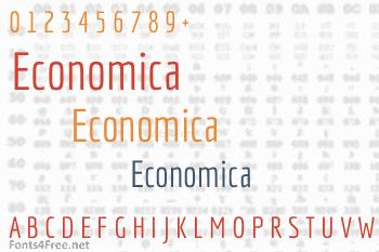 Economica Font