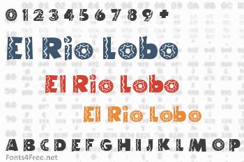 El Rio Lobo Font