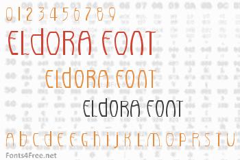 Eldora Font