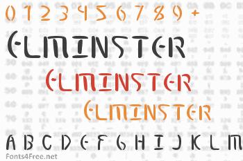 Elminster Font