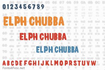 Elph Chubba Font