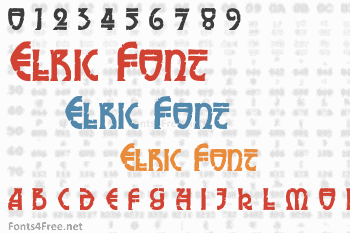 Elric Font
