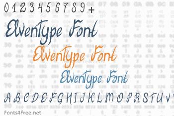ElvenType Font