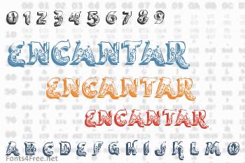 Encantar Font