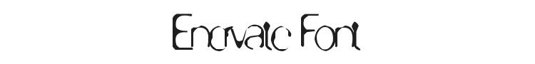 Enervate Font