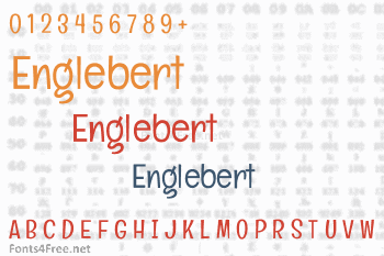 Englebert Font