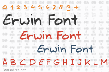 Erwin Font
