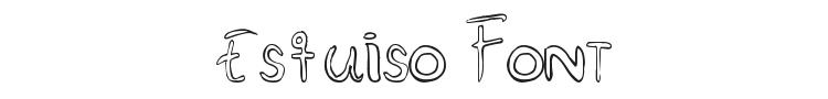 Esquiso Font