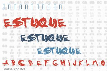 Estuque Font