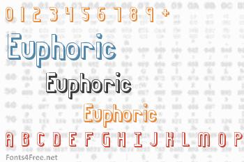 Euphoric Font