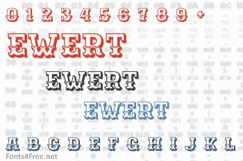 Ewert Font