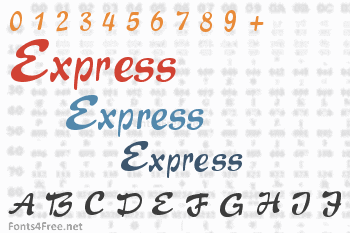 Express Font