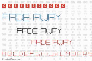 Fade Away Font