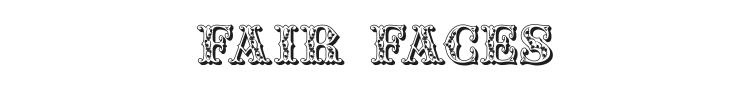 Fair Faces Font
