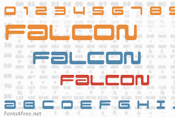 Falcon Font