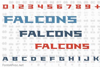 Falcons Font