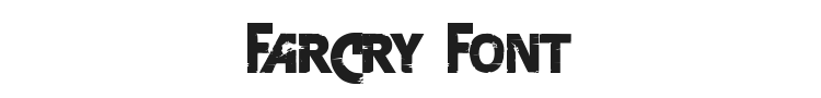 FarCry Font Preview