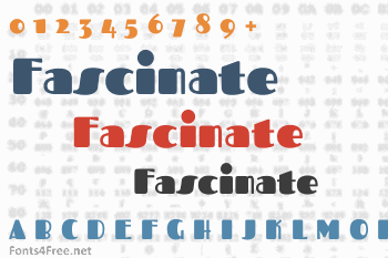Fascinate Font