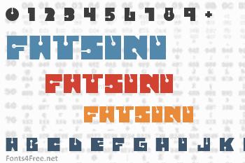 Fatsini Font