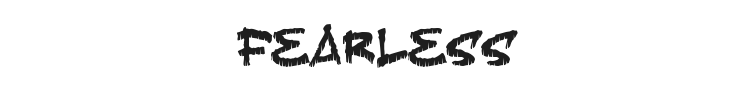 Fearless Font