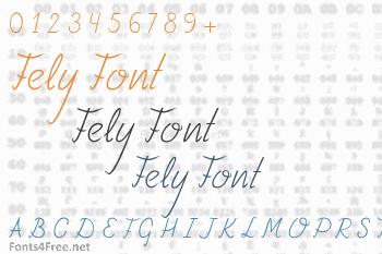 Fely Font