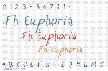 Fh Euphoria Font