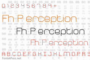 Fh Perception Font