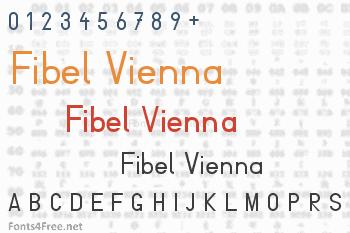 Fibel Vienna Font