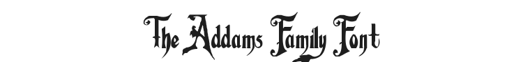 Fiddums Family Font Preview