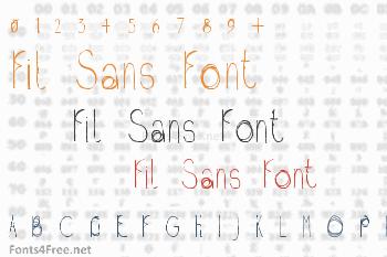 Fil Sans Font