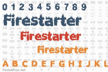 Firestarter Font