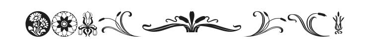 Florals 2 Font