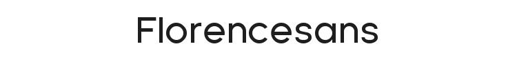 Florencesans Font