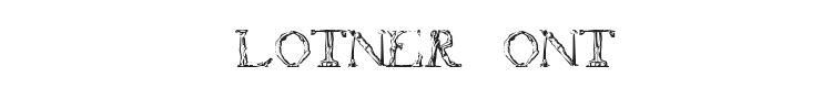 Flotner Font Preview