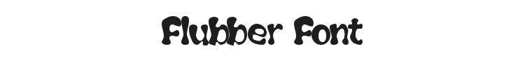 Flubber Font