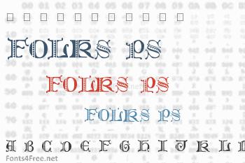 Folks PS Font