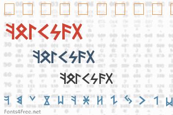 Folksag Font