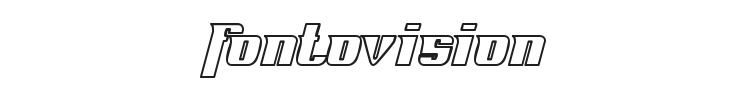 Fontovision Font