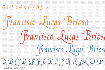 Francisco Lucas Briosa Font
