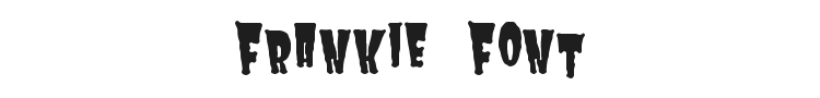 Frankie Font Preview