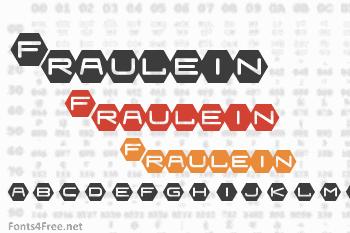 Fraulein Font