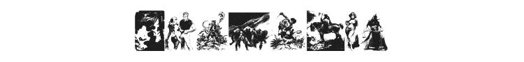Frazetta Bats 1